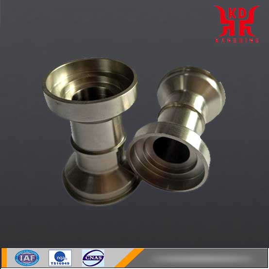 Machining technology of titanium alloy parts
